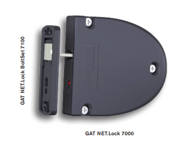 ELECTRONIC LOCK GAT NET.LOCK 7000