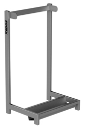 FR-862 AEROBIC BAR STORAGE RACK