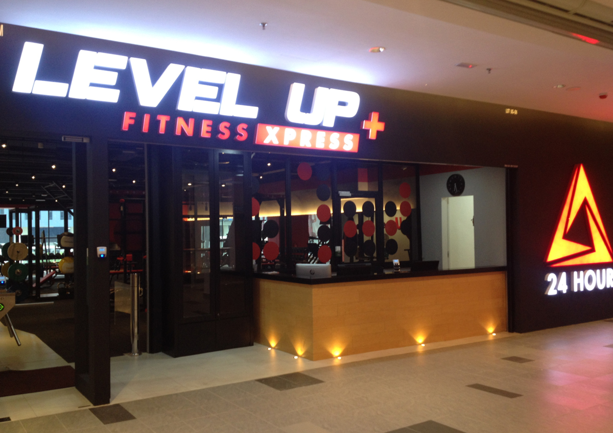 Level Up Fitness Express Glenmarie - Best Photos and Technic
