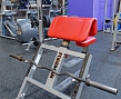 FW-202 PREACHER CURL (SEATED)