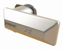 THE HASP FOR LOCKERS