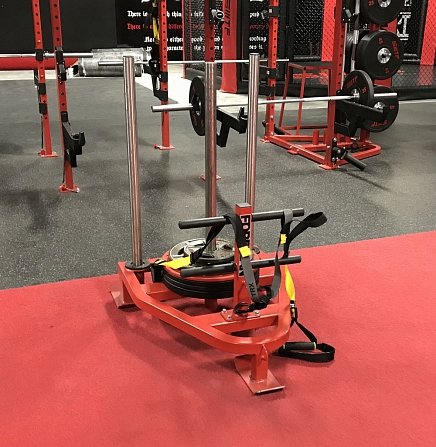 FY-551 PUSH/PULL POWER SLED
