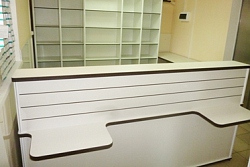 MEDICAL RECEPTION DESK