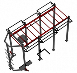 FY-823 MULTI-FUNCTIONAL FRAME