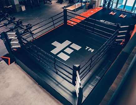 OR-77 BOXING RING