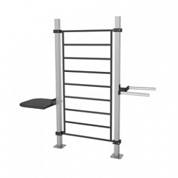 FY-2175.3 Wall Mount Ladder On Clamps