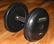 FP/RUB-EPR RUBBER ENCASED FIXED DUMBBELLS