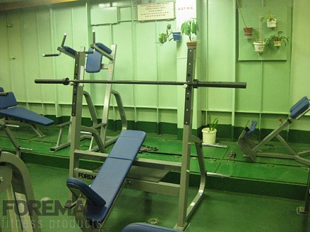 FW-411 OLYMPIC INCLINE BENCH