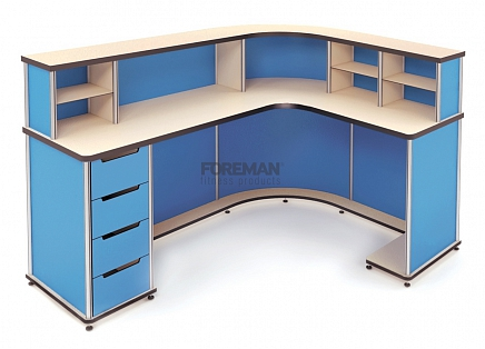 MEDICAL RECEPTION l-DESK