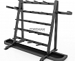 FR-863 AEROBIC BARBELL STORAGE RACK - 20 SETS