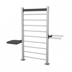 FY-2175.3 Stainless Steel Wall Mount Ladder